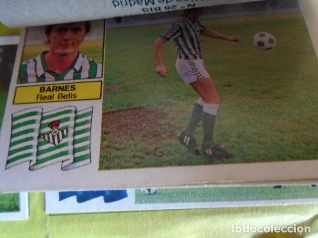 Álbum de fútbol completo: (AL-210400)ALBUM CROMOS FUTBOL LIGA 83-83 - EDITORIAL ESTE - DOBLES - COLOCAS - RAREZAS - Foto 158 - 254887820