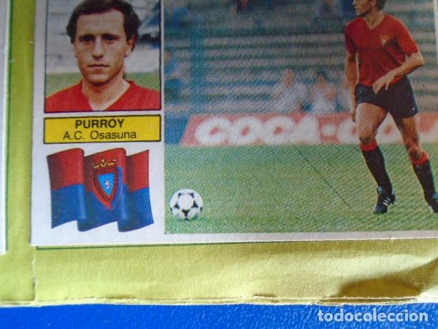 Álbum de fútbol completo: (AL-210400)ALBUM CROMOS FUTBOL LIGA 83-83 - EDITORIAL ESTE - DOBLES - COLOCAS - RAREZAS - Foto 159 - 254887820