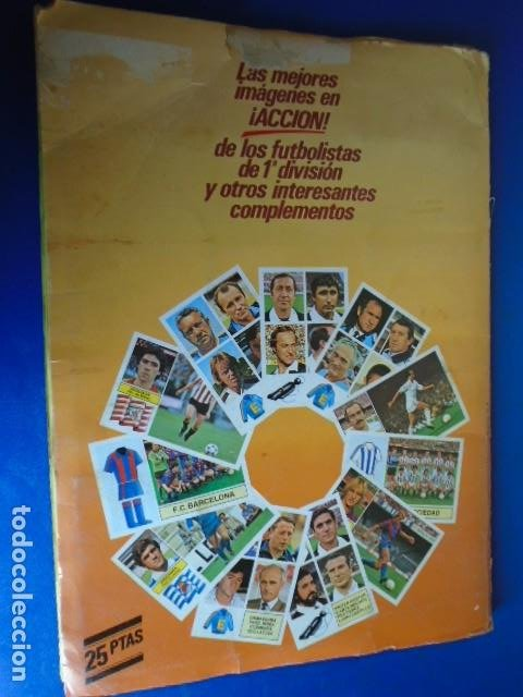 Álbum de fútbol completo: (AL-210400)ALBUM CROMOS FUTBOL LIGA 83-83 - EDITORIAL ESTE - DOBLES - COLOCAS - RAREZAS - Foto 160 - 254887820