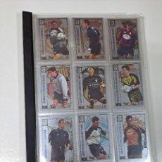 Álbum de fútbol completo: MUNDICROMO TOP 2002 ALBUM COMPLETO CON ROOKIES. Lote 255509890