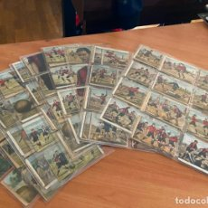 Álbum de fútbol completo: COLECCION COMPLETA 144 CROMOS 8 SERIES ENSEÑANZA JUEGO FOOT-BALL FUTBOL JAIME BOIX BARÇA (COIB72). Lote 257470620