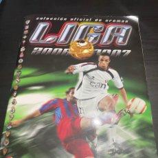 Álbum de fútbol completo: ÁLBUM LIGA ESTE 2006-2007 - COMPLETO CON 99 CROMOS DOBLES Y TODOS LOS FICHAJES DE INVIERNO. Lote 257485535