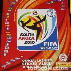 Álbum de fútbol completo: COLECCIÓN COMPLETA CROMO MUNDIAL SOUTH AFRICA 2010. Lote 257527615