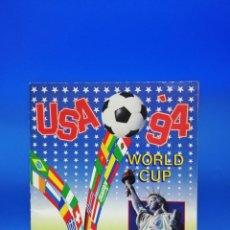 Álbum de fútbol completo: ALBUM COMPLETO USA´94. WORLD CUP. PANINI. BUEN ESTADO. VER FOTOS.. Lote 257612940