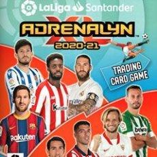 Álbum de fútbol completo: COLECCION COMPLETA ADENALYN 2020/21 CON TODO 100%. Lote 257625750