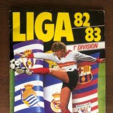 Álbum de fútbol completo: ALBUM LIGA ESTE FUTBOL 82-83 COMPLETO 1982-1983 CON 403 CROMOS DISTINTOS CON MUCHOS DOBLES Y TRIPLES. Lote 262426935