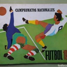 Album de football complet: RUIZ ROMERO 1969-1970 ALBUM PLANCHA SIN CROMOS PEGADOS FUTBOL 69-70. Lote 263175835