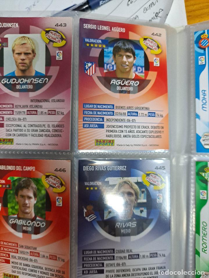 Álbum de fútbol completo: MEGACRACKS 2006/2007 COLECCION COMPLETA - Foto 3 - 215197321