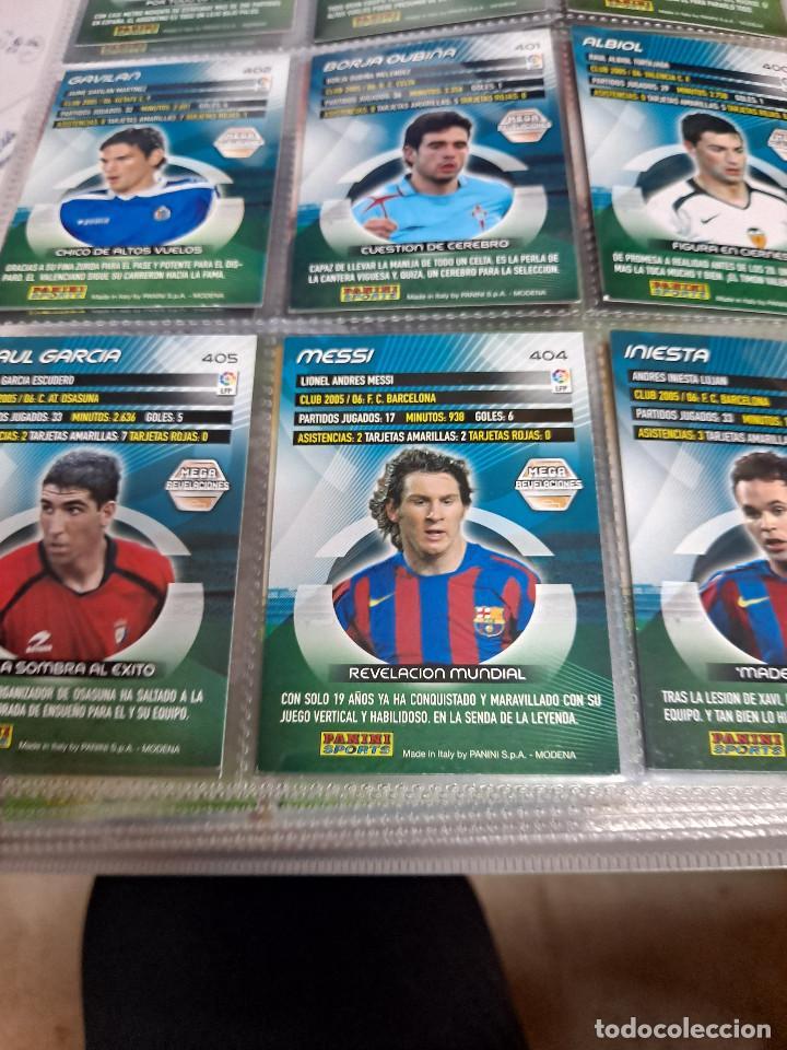 Álbum de fútbol completo: MEGACRACKS 2006/2007 COLECCION COMPLETA - Foto 4 - 215197321