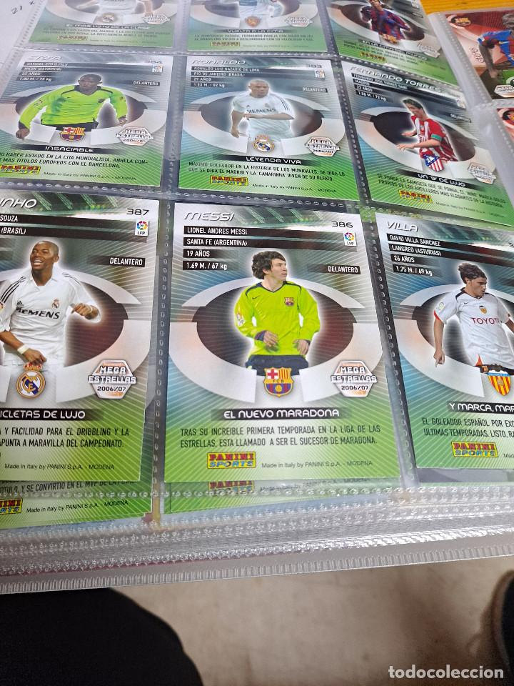 Álbum de fútbol completo: MEGACRACKS 2006/2007 COLECCION COMPLETA - Foto 5 - 215197321