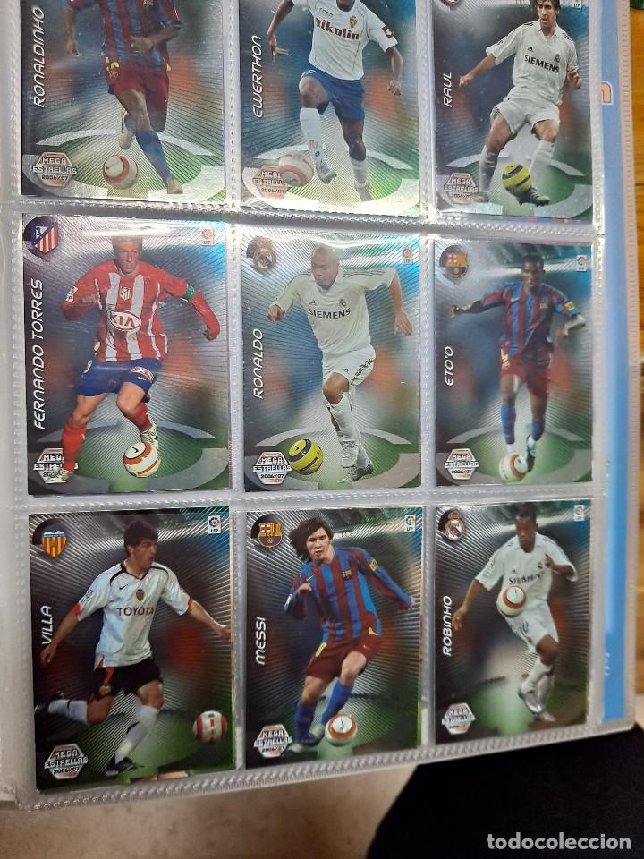 Álbum de fútbol completo: MEGACRACKS 2006/2007 COLECCION COMPLETA - Foto 6 - 215197321