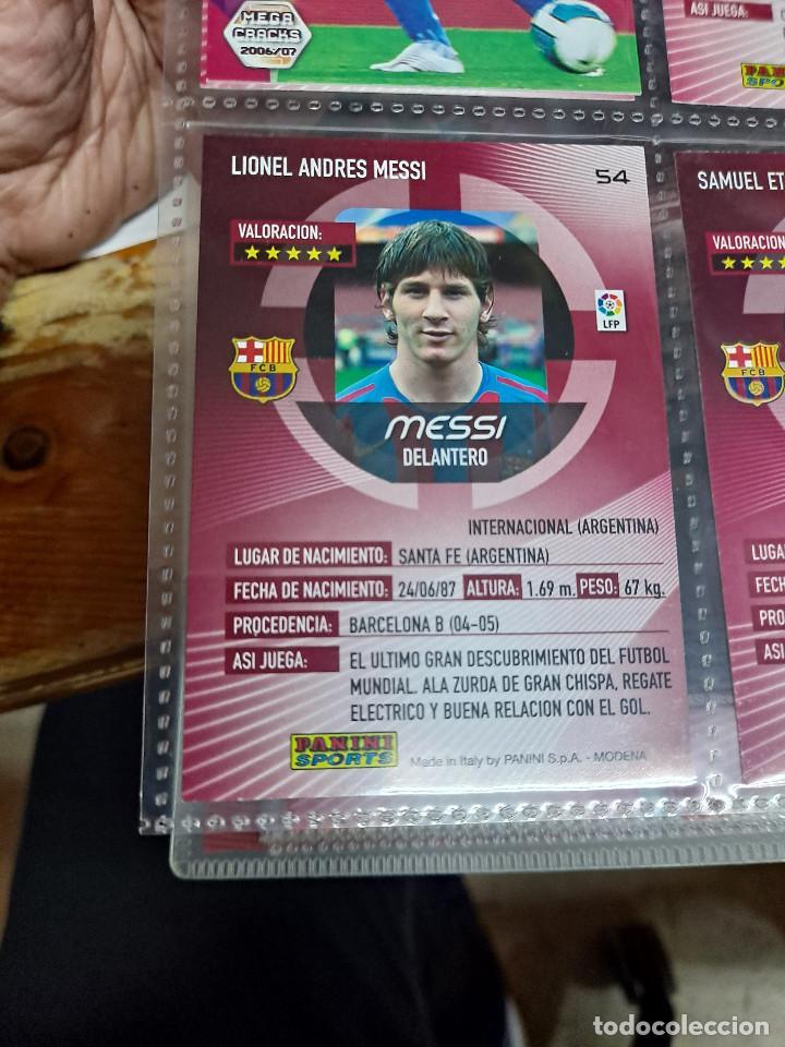 Álbum de fútbol completo: MEGACRACKS 2006/2007 COLECCION COMPLETA - Foto 7 - 215197321