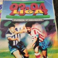 Álbum de fútbol completo: LIGA ESTE 93/94. Lote 264416594