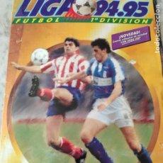 Álbum de fútbol completo: LIGA ESTE 94/95. Lote 264423374