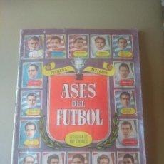 Álbum de fútbol completo: ÁLBUM ASES DEL FÚTBOL 52 53 1952 1953 BRUGUERA COMPLETO. Lote 265207544