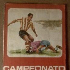 Álbum de fútbol completo: LOTE 12 COLECCIONES COMPLETAS FHER. Lote 265777209