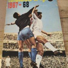 Álbum di calcio completo: CAMPEONATO DE LIGA 1967-1968 DE DISGRA COMPLETO. Lote 267546274