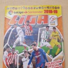 Álbum de fútbol completo: LIGA ESTE 18-19 COMPLETA EN ÁLBUM CON EXTRAS (TODO LO EDITADO) MENOS ERROR TWUMASI. Lote 267890759