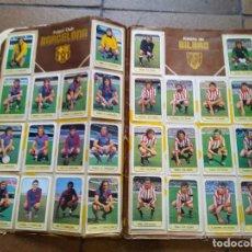 Álbum de fútbol completo: ALBUM CAMPEONATO DE LIGA 78-79 FUTBOL 1° DIVISION ESTE SOLO FALTAN 6 FICHAJES. Lote 268406624
