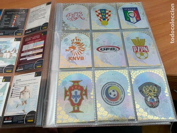 Álbum de fútbol completo: EURO 2008 COLECCION COMPLETA 195 TRADING CARDS PANINI. SIN ALBUM OFICIAL (COIB61) - Foto 2 - 269032197
