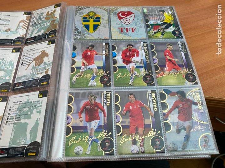 Álbum de fútbol completo: EURO 2008 COLECCION COMPLETA 195 TRADING CARDS PANINI. SIN ALBUM OFICIAL (COIB61) - Foto 3 - 269032197