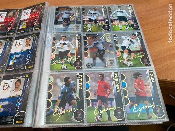 Álbum de fútbol completo: EURO 2008 COLECCION COMPLETA 195 TRADING CARDS PANINI. SIN ALBUM OFICIAL (COIB61) - Foto 5 - 269032197