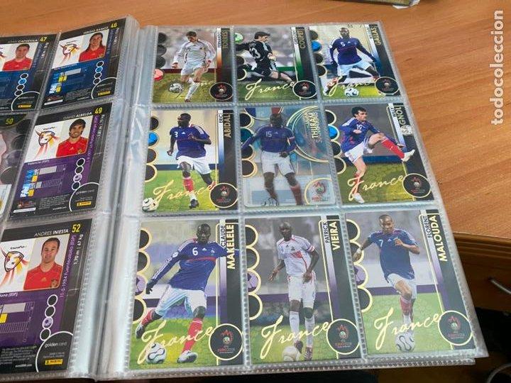 Álbum de fútbol completo: EURO 2008 COLECCION COMPLETA 195 TRADING CARDS PANINI. SIN ALBUM OFICIAL (COIB61) - Foto 7 - 269032197