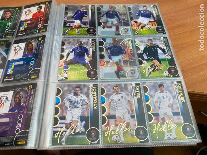 Álbum de fútbol completo: EURO 2008 COLECCION COMPLETA 195 TRADING CARDS PANINI. SIN ALBUM OFICIAL (COIB61) - Foto 8 - 269032197