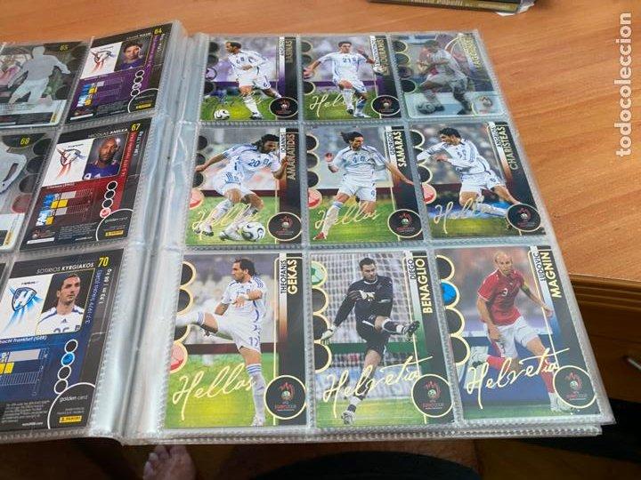 Álbum de fútbol completo: EURO 2008 COLECCION COMPLETA 195 TRADING CARDS PANINI. SIN ALBUM OFICIAL (COIB61) - Foto 9 - 269032197