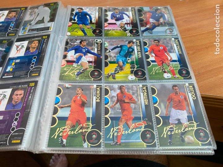 Álbum de fútbol completo: EURO 2008 COLECCION COMPLETA 195 TRADING CARDS PANINI. SIN ALBUM OFICIAL (COIB61) - Foto 13 - 269032197