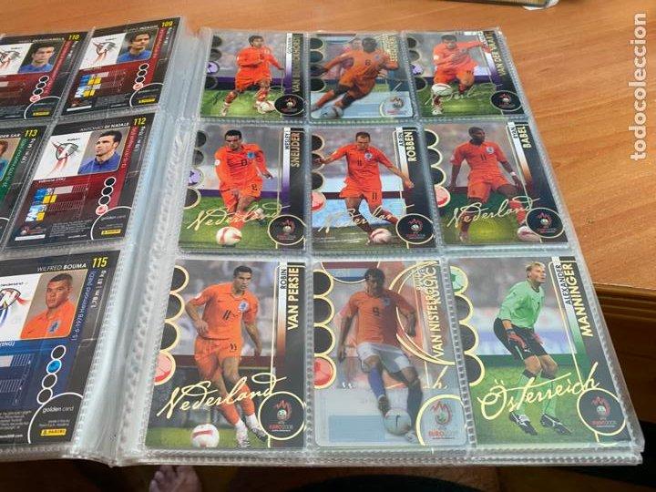 Álbum de fútbol completo: EURO 2008 COLECCION COMPLETA 195 TRADING CARDS PANINI. SIN ALBUM OFICIAL (COIB61) - Foto 14 - 269032197