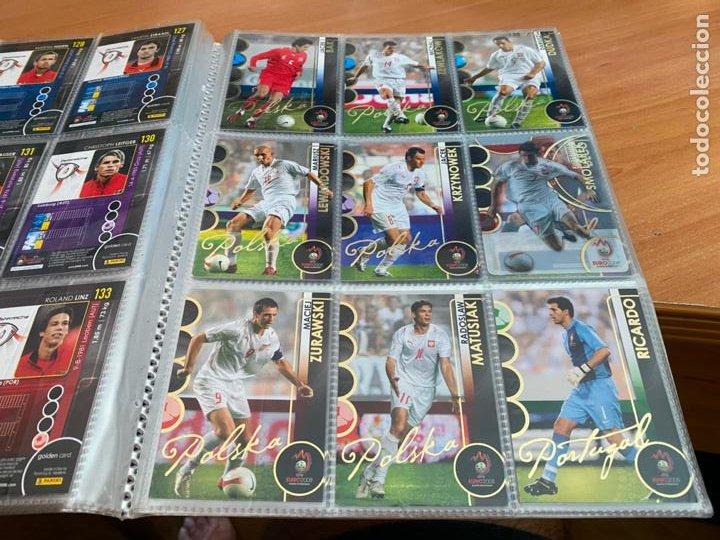 Álbum de fútbol completo: EURO 2008 COLECCION COMPLETA 195 TRADING CARDS PANINI. SIN ALBUM OFICIAL (COIB61) - Foto 16 - 269032197
