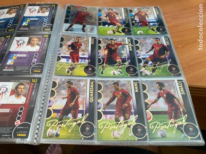 Álbum de fútbol completo: EURO 2008 COLECCION COMPLETA 195 TRADING CARDS PANINI. SIN ALBUM OFICIAL (COIB61) - Foto 17 - 269032197