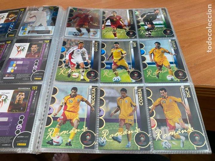 Álbum de fútbol completo: EURO 2008 COLECCION COMPLETA 195 TRADING CARDS PANINI. SIN ALBUM OFICIAL (COIB61) - Foto 18 - 269032197