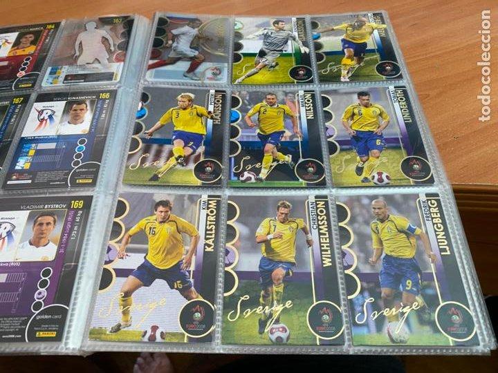 Álbum de fútbol completo: EURO 2008 COLECCION COMPLETA 195 TRADING CARDS PANINI. SIN ALBUM OFICIAL (COIB61) - Foto 20 - 269032197