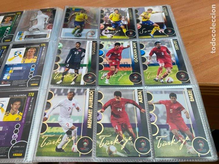 Álbum de fútbol completo: EURO 2008 COLECCION COMPLETA 195 TRADING CARDS PANINI. SIN ALBUM OFICIAL (COIB61) - Foto 21 - 269032197