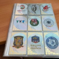 Álbum de fútbol completo: EURO 2008 COLECCION COMPLETA 195 TRADING CARDS PANINI. SIN ALBUM OFICIAL (COIB61). Lote 269032197