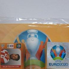 Álbum de fútbol completo: UEFA EURO 2020 2021 TOURNAMENT EDITION COLECCION COMPLETA 678 CROMOS. Lote 269045488