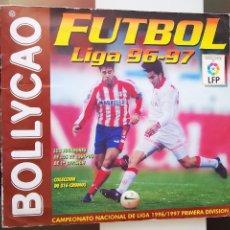 Álbum de fútbol completo: ALBUM CROMOS FUTBOL 96 97 PANRICO BOLLYCAO CAMPEONATO NACIONAL DE LIGA 1996 1997 COMPLETO. Lote 269075043