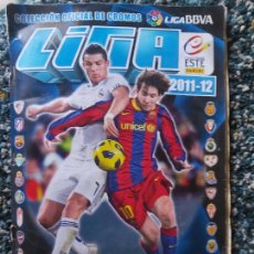 Álbum de fútbol completo: ALBUM COMPLETO LIGA 2011 /12. Lote 269232538