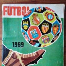 Álbum de fútbol completo: ALBUM COMPLETO CAMPEONATOS NACIONALES DE FÚTBOL.1969 EDITORIAL RUIZ ROMERO. Lote 269329733