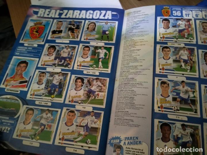 Álbum de fútbol completo: LIGA 2010 2011. COLECCION OFICIAL DE CROMOS. LIGA BBVA. CAMPEONATO NACIONAL DE LIGA 2010/2011. FUTBO - Foto 3 - 237437280