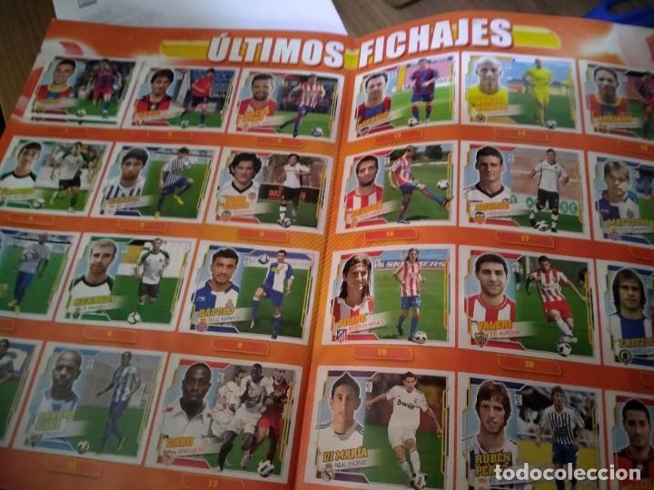 Álbum de fútbol completo: LIGA 2010 2011. COLECCION OFICIAL DE CROMOS. LIGA BBVA. CAMPEONATO NACIONAL DE LIGA 2010/2011. FUTBO - Foto 5 - 237437280
