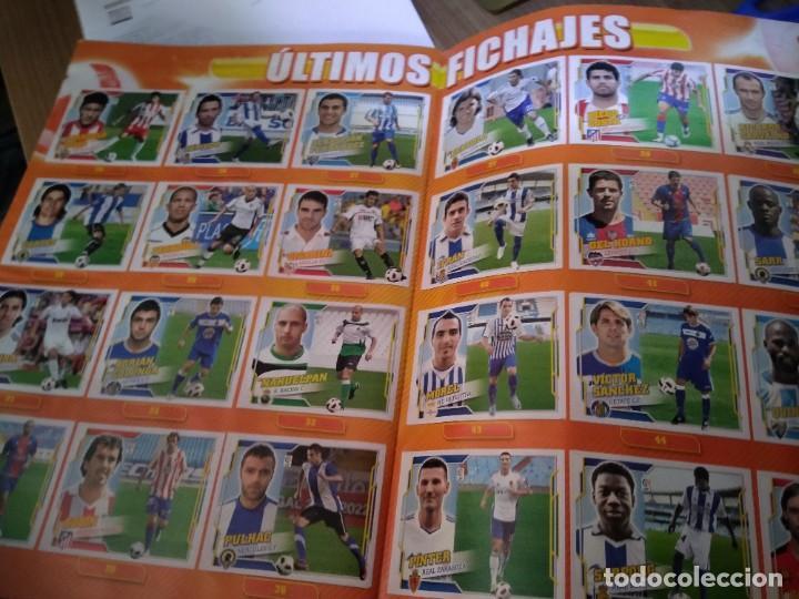 Álbum de fútbol completo: LIGA 2010 2011. COLECCION OFICIAL DE CROMOS. LIGA BBVA. CAMPEONATO NACIONAL DE LIGA 2010/2011. FUTBO - Foto 6 - 237437280