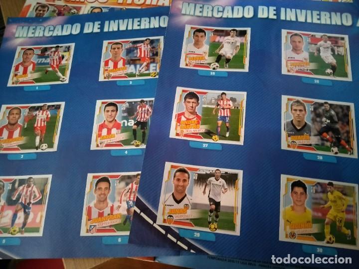 Álbum de fútbol completo: LIGA 2010 2011. COLECCION OFICIAL DE CROMOS. LIGA BBVA. CAMPEONATO NACIONAL DE LIGA 2010/2011. FUTBO - Foto 8 - 237437280