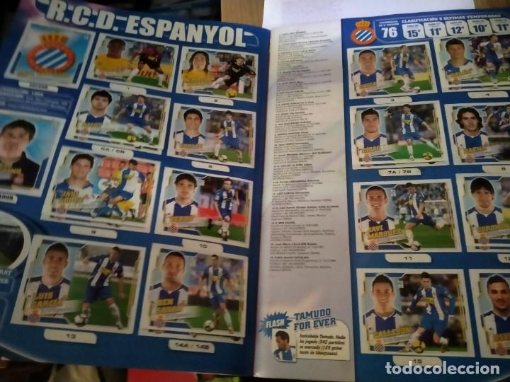 Álbum de fútbol completo: LIGA 2010 2011. COLECCION OFICIAL DE CROMOS. LIGA BBVA. CAMPEONATO NACIONAL DE LIGA 2010/2011. FUTBO - Foto 9 - 237437280