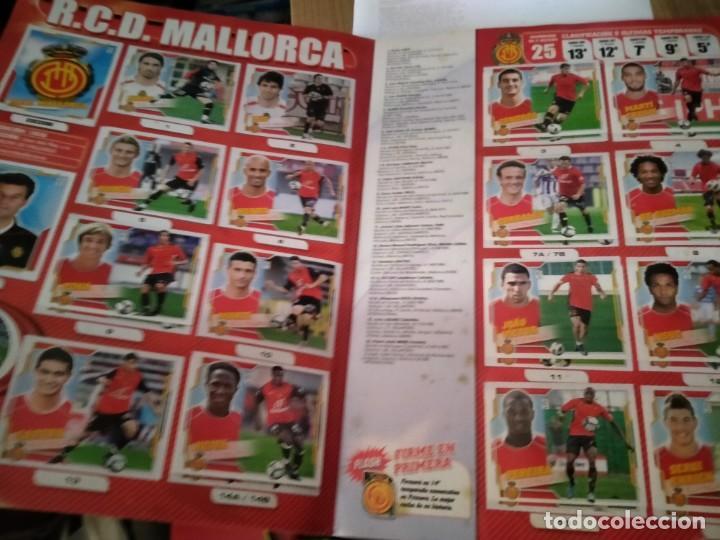 Álbum de fútbol completo: LIGA 2010 2011. COLECCION OFICIAL DE CROMOS. LIGA BBVA. CAMPEONATO NACIONAL DE LIGA 2010/2011. FUTBO - Foto 11 - 237437280