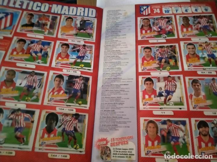 Álbum de fútbol completo: LIGA 2010 2011. COLECCION OFICIAL DE CROMOS. LIGA BBVA. CAMPEONATO NACIONAL DE LIGA 2010/2011. FUTBO - Foto 12 - 237437280