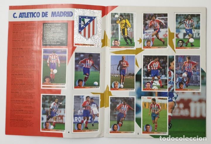 Álbum de fútbol completo: ALBUM CROMOS PANINI 1996-1997 LOS MEJORES EQUIPOS DE EUROPA 96-97 COMPLETO BUEN ESTADO - Foto 3 - 270146268