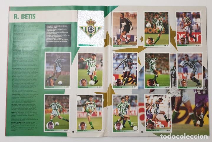 Álbum de fútbol completo: ALBUM CROMOS PANINI 1996-1997 LOS MEJORES EQUIPOS DE EUROPA 96-97 COMPLETO BUEN ESTADO - Foto 7 - 270146268